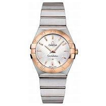 Omega Constellation Quartz No Date Ladies watch 12320276002001