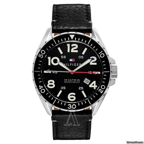 tommy hilfiger men 39 s declan watch for 70 for sale from a. Black Bedroom Furniture Sets. Home Design Ideas