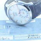 Ebel Hexagon Automatik Herren Uhr 46mm Big Date Dual Time +...