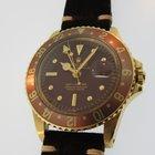 Rolex GMT-Master Ref.1675 18K Gold case