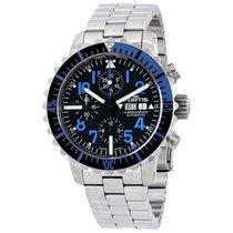 Fortis Marinemaster Blue Chronograph Men's Watch 671.15.45 M