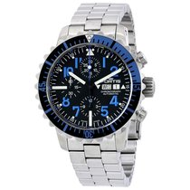 Fortis Marinemaster Blue Chronograph Men's Watch 671.15.45 M