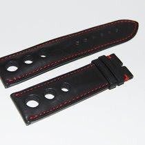 Chopard Lederband, schwarz 23/22 mm