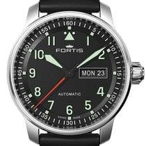 Fortis Aviatis 41 Flieger Professional Day Date