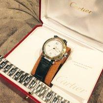 Cartier Pasha oro y acero