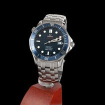 Omega Seamaster Diver 300m Co-Axial Steel