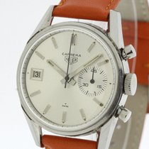 Heuer Carrera Dato 45 Ref. 3147S Cal. L189 Second Execution...