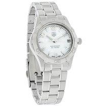 TAG Heuer Aquaracer Ladies Date Swiss Quartz Watch WAF1311.BA0817