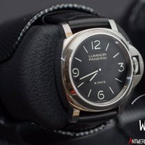 Panerai Luminor Base 8 Days with SANDWICH DIAL and extra strap