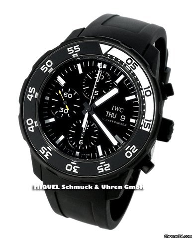 IWC Aquatimer Edition Galapagos Islands - Sehr rar (ungetragen)