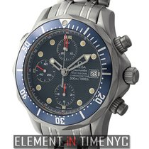 Omega Seamaster Professional 300 M Chronograph Titanium 42mm...