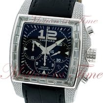 Chopard Two O Ten Your Hour Tycoon Chronograph, Black Dial,...