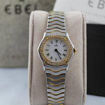 Ebel Classic Wave Stahl / Gold