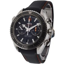 Omega Seamaster Planet Ocean 600M Chronograph in Steel