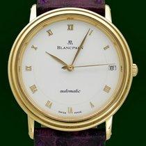 Blancpain Villeret Automatic Date Ultra Slim 18k Gold Box&...