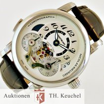 Montblanc Nicolas Rieussec Open Home Time Full Set New