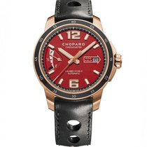 Chopard MILLE MIGLIA 2015 RACE ED. IN 18kr  ROSE GOLD 161296-5002