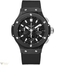 Hublot Big Bang Ceramic Chronograph Automatic Rubber Men`s Watch
