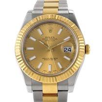 Rolex Datejust II Men's Automatic Watch 116333 chio