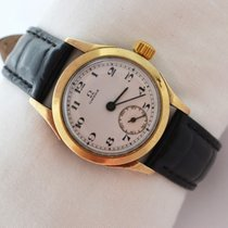 Omega Ceramic Hand Wind Midsize Watch