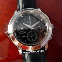 IWC Grand Complication Platinum Minute Repeater Perpetual -...