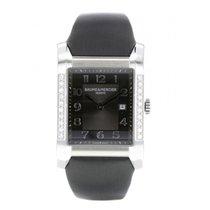 Baume & Mercier Hampton Diamants - Ref M0A10022