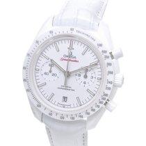 Omega Speedmaster Moonwatch White Side of The Moon Ceramic...