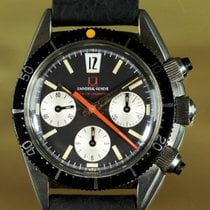 Universal Genève Vintage Space Compax MK1 Chronograph