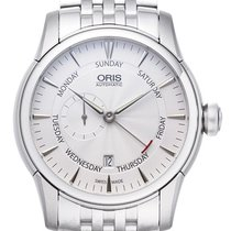 Oris Artelier Small Second Pointer Date