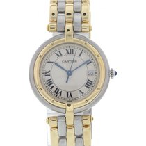 Cartier Panthere Vendome 18K Yellow Gold & Stainless Steel