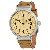 Glycine F104 Tan Dial Automatic Men's Watch