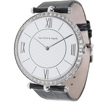 Van Cleef & Arpels Pierre Arpel HH 41312 Men's Diamond...