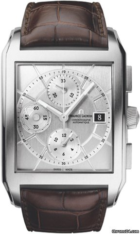 Maurice Lacroix Pontos Rectangulaire Chronograph