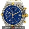 Breitling Chronomat Stainless Steel / 18k Yellow Gold 3...