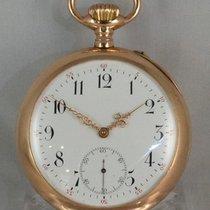 IWC Taschenuhr 14ct. gold von 1903