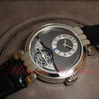Harry Winston Excenter Tourbillon Platinum 40mm Limited...