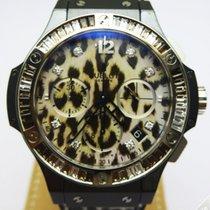 Hublot Big Bang Snow Leopard PVD Automatic - 341.CW.7717.NR.1977