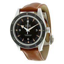 Omega Seamaster 300 Black Dial Automatic Men's Watch