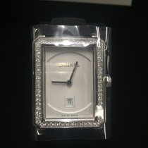 Chanel H4470 Boy-Friend Mid Size White Gold Diamond Bezel
