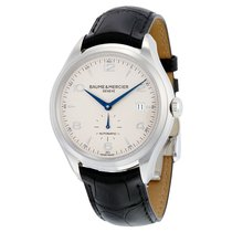 Baume & Mercier Men's M0A10052 Clifton Stell Watch...