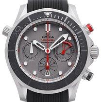 Omega Seamaster Diver 300m Chronograph ETNZ