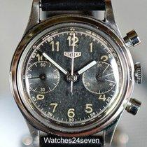 Heuer Chronograph Double Register
