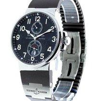 Ulysse Nardin Maxi Marine Chronometer BURGUNDY