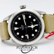Tudor Heritage Black Bay 36mm Black Dial