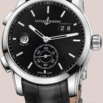 Ulysse Nardin Dual Time Manufacture · 3343-126/92