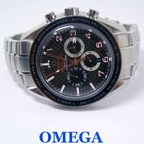 Omega SPEEDMASTER CO-AXIL Chronograph MICHAEL SHUMACHER Watch
