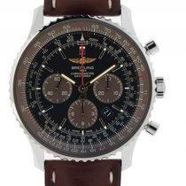 Breitling Navitimer 01 Chronograph Stahl Automatik Armband...