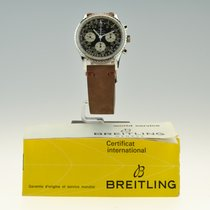 Breitling cosmonaute punched papers