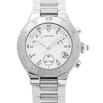 Cartier Watch Must 21 W10197U2