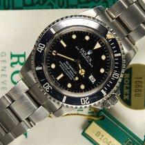 Rolex Sea-dweller 16660 spiderweb complete B/P 1986